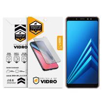Película de Vidro Dupla para Samsung Galaxy A8 Plus  Gshield -