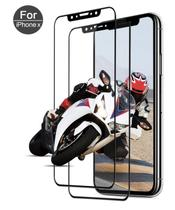 Película De Vidro Iphone X Xs 3D com Bordas para tela 5.8 X-Doria Defense Glass Edge to Edge