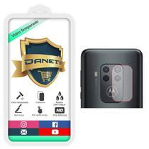 Película De Vidro Lente Para Câmera Moto One Zoom Tela 6.4 - Danet