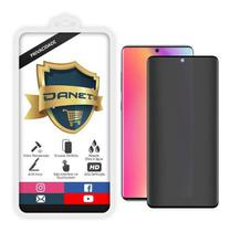 Película De Vidro Privacidade Anti Spy Samsung Galaxy S20 - Danet