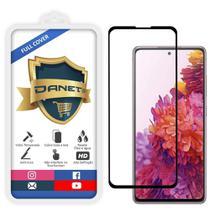 Película De Vidro Temperado 3d Full Cover Galaxy S20 FE 6.5 - Proteção Blindada Top Premium Que Cobre Toda A Tela - Danet