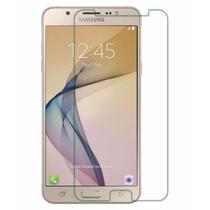 Película de vidro temperado para celular Samsung J7 Pro - H maston
