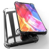 Película de Vidro Temperado Xiaomi Mi 8 Pro + Capa Anti Shock Transparente - 3d+