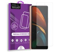 Película Galaxy Z Fold 2 Hidrogel HD Anti Impacto - Cobre Toda a Tela Smartphone - Seewell