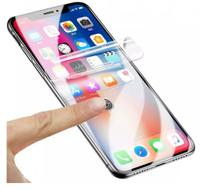 Película Gel Silicone Flexível Tela Toda Samsung Galaxy S10 - Nano Optics