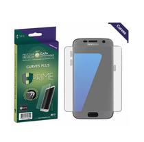 Pelicula HPrime Curves PRO 3 Samsung Galaxy S7 Edge Kit com Capa TPU -