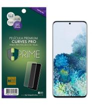 Pelicula HPrime Curves PRO Galaxy S20 - Kit com Capa TPU -