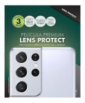 Película Hprime Lens Protect Lente Câmera Samsung Galaxy S21 Ultra -
