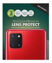 Película Hprime Lens Protect Samsung Galaxy S10 Lite Câmera -