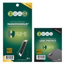 Película HPrime NanoShield Samsung Galaxy S20 FE + Película da Câmera -