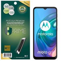 Película HPrime para Motorola Moto G10 6.5 - NanoShield Transparente -