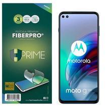 Película HPrime para Motorola Moto G100 - Preto - FiberPRO -