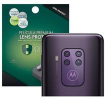 Película HPrime para Motorola One Zoom - Lens Protect -