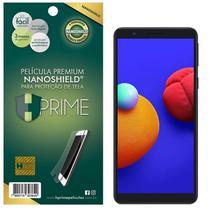 Película HPrime para Samsung Galaxy A01 Core - NanoShield Transparente -