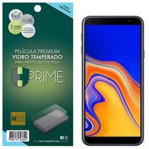 Película HPrime para Samsung Galaxy J4+ / J4 Plus - Vidro Temperado Transparente -
