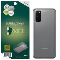 Película HPrime para Samsung Galaxy S20 6.2 - VERSO - PET Invisível -