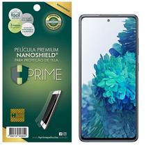 Película HPrime para Samsung Galaxy S20 FE (Fan Edition) 6.5 - NanoShield Transparente -