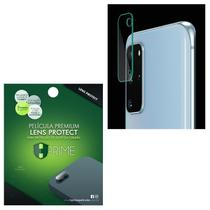 Película HPrime para Samsung Galaxy S20+ Plus 6.7 - Lens Protect / Câmera -