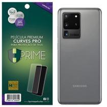Película HPrime para Samsung Galaxy S20+ Plus 6.7 - VERSO - Curves PRO -