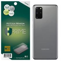 Película HPrime para Samsung Galaxy S20 Plus 6.7 - VERSO - PET Invisível -