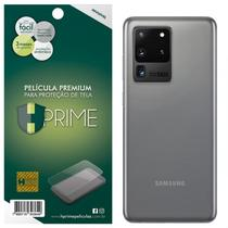 Película HPrime para Samsung Galaxy S20 Ultra 6.9 - VERSO - PET Invisível -
