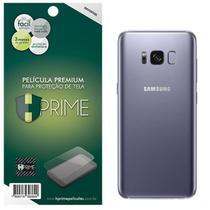Película HPrime para Samsung Galaxy S8 - VERSO - PET Invisivel -