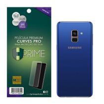 Pelicula HPrime Samsung Galaxy A8 2018 Traseira - Curves PRO -
