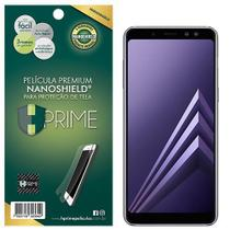 Pelicula HPrime Samsung Galaxy A8 Plus 2018 - NanoShield -