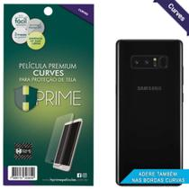 Pelicula HPrime Samsung Galaxy Note 8 - VERSO - Curves