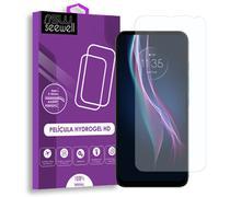Pelicula Hydrogel HD Motorola One Fusion Anti Impacto - Cobre Toda a Tela - Seewell