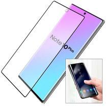 Pelicula HydroGel Samsung Note 10 e 10+ Plus Tela toda Full Bordas NanoGel - WLXY
