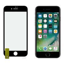 Película  iPhone 7Plus e 8 Plus - Kit NanoColor Preto (Acompanha capa protetora) - Hprime