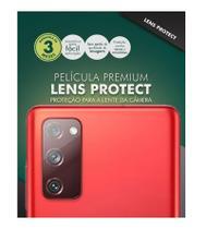 Película Lente da Camera HPrime Samsung Galaxy S20 FE -