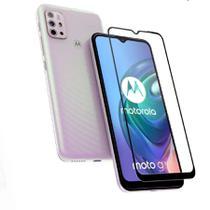 Película Motorola Moto G10 5D Nano Cerâmica Dupla-Camada - Coronitas Acessorios