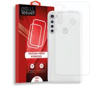 Pelicula Motorola One Fusion Plus Hydrogel Traseira - 100% Transparente - Seewell