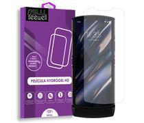 Pelicula Motorola Razr Hydrogel HD Anti Impacto - Cobre Toda a Tela - Seewell