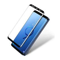 Película Nano de Gel Borda Preta para Samsung Galaxy S9 Plus - Flix Glass
