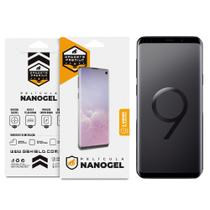 Película Nano Gel Dupla para Samsung Galaxy S9 Plus  Gshield (Cobre Toda Tela) -
