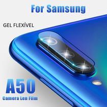Película Nano Gel Flexível P/Lente de Câmera Samsung Galaxy A50 - Glass