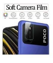 Película Nano P/ Lente de Câmera Poco M3 - Dvacessorios