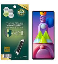 Película Nanoshield HPrime Samsung Galaxy M51 Tela De 6.67 -