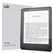 Película Novo Kindle 10a Geração Fosca Anti-Risco Anti-Poeira Anti-Uv - Wb