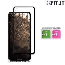 Película Novo Motorola One Action 5D Nano Gel Flexível - FIT.IT - Fit It