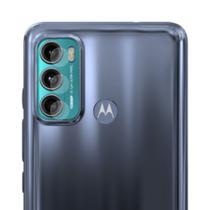Película Potetora da Lente da Câmera P/ Moto G60 Nano Glass - X-Treme