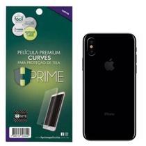 Película Premium Hprime Curves Iphone X Verso - Cobre Toda Traseira -