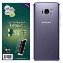 Película Premium Hprime Curves Samsung Galaxy S8 Plus - Verso -