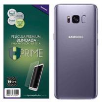 Película Premium Hprime Curves Samsung Galaxy S8 - Verso -
