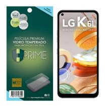 Pelicula Premium Hprime LG K61 / Q61 - Vidro Temperado -