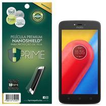 Película Premium HPrime Motorola Moto C - NanoShield -
