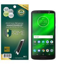 Película Premium HPrime Motorola Moto G6 Plus - NanoShield -